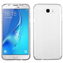 Samsung Galaxy J7 Glossy Transparent Clear Candy Skin Cover