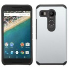 LG Nexus 5X Silver/Black Astronoot Phone Protector Cover