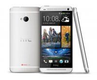 HTC One M7 32GB Android Smartphone - Cricket Wireless - Silver