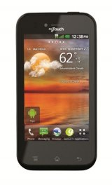 LG myTouch E739 4G Android Smartphone - Unlocked GSM - Black