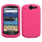 Huawei Impulse 4G Solid Skin Cover - Hot Pink