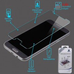 Samsung Galaxy J3 Tempered Glass Screen Protector (2.5D)