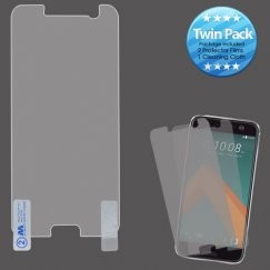 HTC 10 Screen Protector Twin Pack