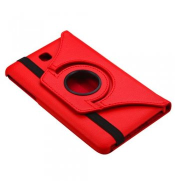 Red Premium Rotatable Wallet