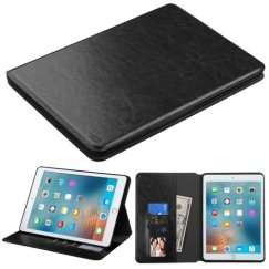 AppleiPad iPad Pro 9.7 2016 Black Wallet with Tray