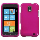 Samsung Focus S Solid Hot Pink Case