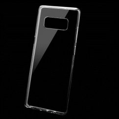 Samsung Galaxy Note 8 Glossy Transparent Clear Candy Skin Cover