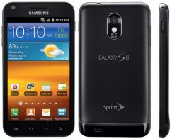 Samsung Galaxy S2 16GB Android Smartphone for Sprint - Black
