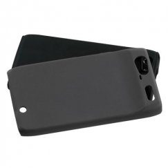 Motorola Droid RAZR Gray Fusion Case - Rubberized