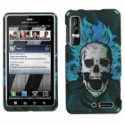 Motorola Droid 3 Dark Evil Phone Protector Cover