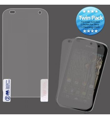 Kyocera Hydro XTRM Screen Protector Twin Pack