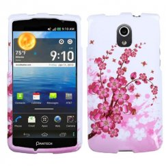 Pantech Discover Spring Flowers Case