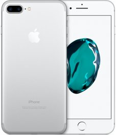 Apple iPhone 7 Plus 32GB Smartphone - Cricket Wireless - Silver