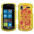 Samsung SGH-i917 Focus Exotic Yellow Case