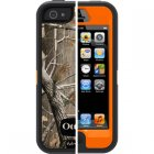 OtterBox Apple iPhone 5 RealTree Camo Defender Case, AP Blazed, 77-22525_A, Universal for all Carriers & Colors