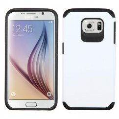 Samsung Galaxy S6 White/Black Astronoot Case