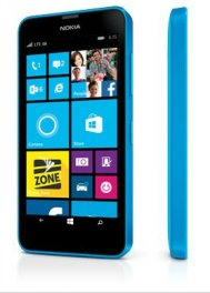 Nokia Lumia 635 8GB 4G LTE Windows Phone for ATT Wireless - Blue