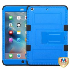 AppleiPad Mini 3rd Gen Natural Dark Blue/Black Hybrid Case with Stand