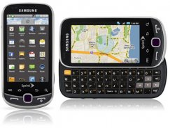 Samsung Intercept SPH-M910 Android Smartphone for Virgin Mobile - Gray