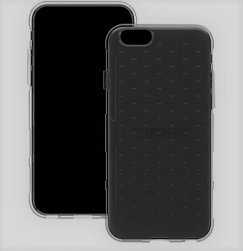 Trident Perseus Series Case for iPhone 5s- Smokey Gray