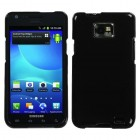 Samsung Galaxy S2 Solid Black Case