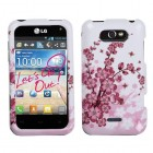 LG Motion 4G Spring Flowers Phone Protector Cover