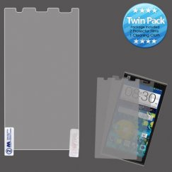 ZTE Grand X Max / Grand X Max Plus Screen Protector Twin Pack