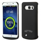 Samsung Galaxy Note 5 4200 mAh Rubberized Black Quantum Energy Battery Case