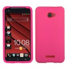 HTC Droid DNA Solid Skin Cover - Hot Pink