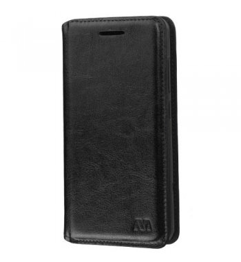 Blu Studio Energy D810 Black Wallet with Tray
