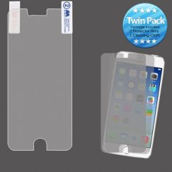 Apple iPhone 6 Screen Protector Twin Pack