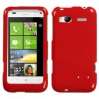 HTC Radar Solid Flaming Red Case