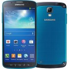 Samsung Galaxy S4 Active SGH-i537 for ATT Wireless in Blue