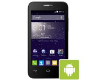 Alcatel oneTouch 4037N Evolve 2 3G Android Smart Phone MetroPCS