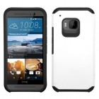 HTC One M9 White/Black Astronoot Case