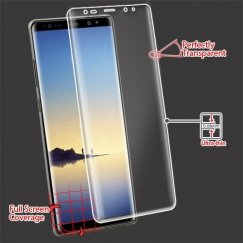 Samsung Galaxy Note 8 Screen Protector (with Curved Coverage)