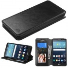 LG G Vista 2 Black Wallet(with Tray)