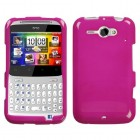 HTC Status Solid Hot Pink Phone Protector Cover