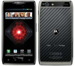 Motorola Droid RAZR MAXX 8GB Android Smartphone for Verizon - Black
