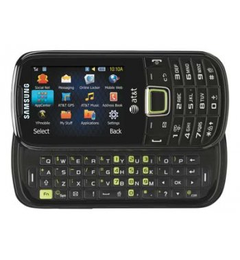 Samsung Evergreen Bluetooth 3G Music Phone T Mobile