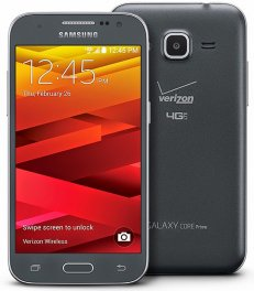 Samsung Galaxy Core Prime 8GB SM-G360V Android Smartphone for Verizon - Black
