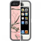 OtterBox Apple iPhone 5 RealTree Camo Defender Case, AP Pink, 77-22522_A, Universal for all Carriers & Colors