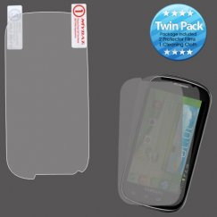 Samsung Galaxy Stratosphere II Screen Protector Twin Pack