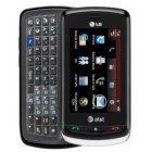 LG GR500 Xenon Bluetooth Camera 3G GPS BLK Phone Unlocked