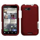 Motorola Defy Titanium Solid Red Case