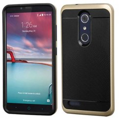 ZTE Grand X Max 2 Gold Frame/Black Astronoot Case