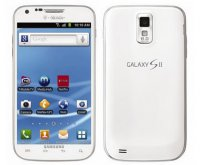 Samsung Galaxy SII Skyrocket White Android Phone Unlocked
