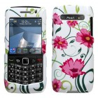 Blackberry 9100 Pearl 3G Lovely Flowers Case