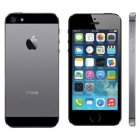 Apple iPhone 5s 16GB 4G LTE with iSight Camera in Black Unlocked GSM