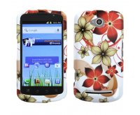Hibiscus Flower Romance Phone Protector Cover